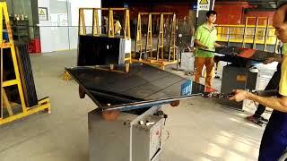Polysulfide Sealant Extruder Machine Video in MP4,HD MP4