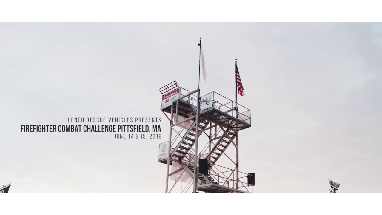 Firefighter Combat Challenge Sponsored by Lenco Rescue Vehicles