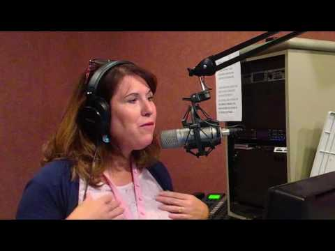 Paint the Town Pink - Rebecca Interviews JVCC's Dr. Anne Kieryn