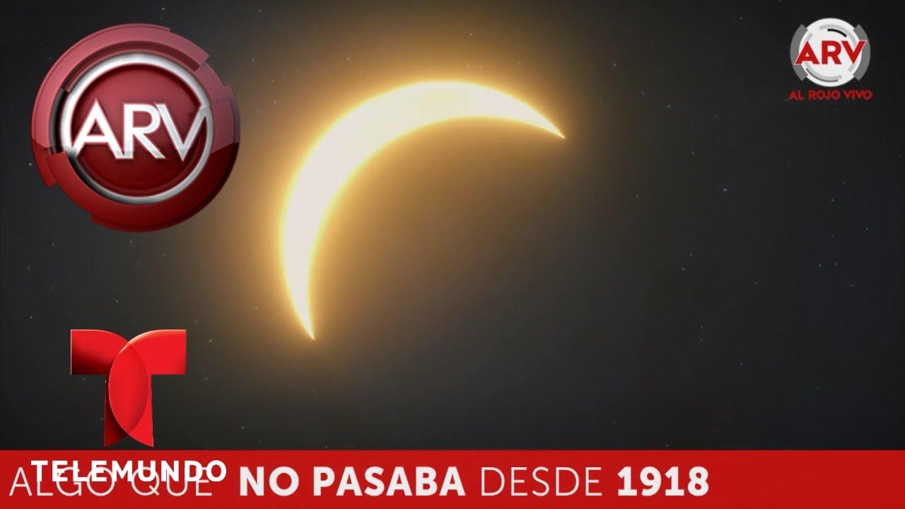 Consejos c mo ver el eclipse solar al rojo vivo Ver espejo publico de hoy