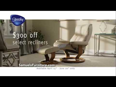 Delightful Samuels Furniture Stressless
