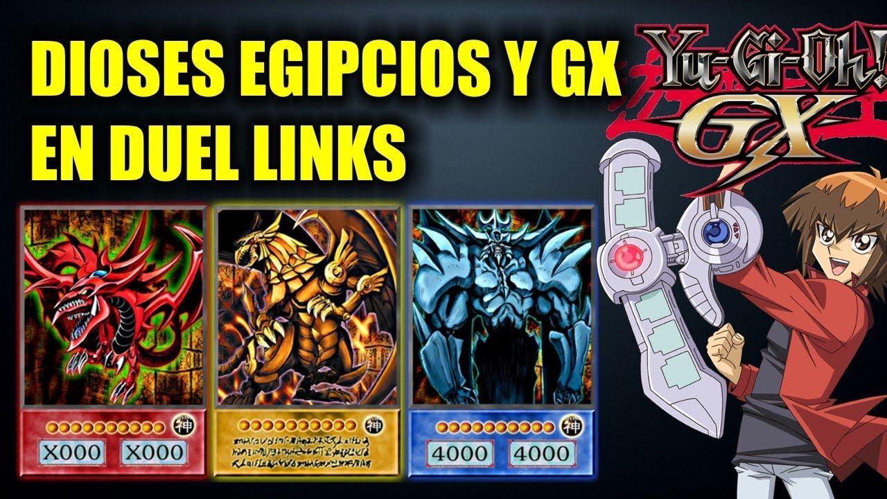 Dioses Egipcios Y Elemental Hero Gx En Duel Links Youtube