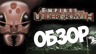 Обзор игры Empires of the undergrowth