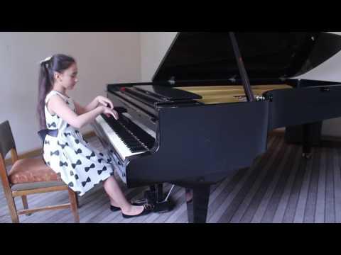 Gallerytalents.ru Международный творческий интернет-конкурс Мариам Элоян - 11 лет, Армения, Ереван