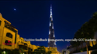 Ramada Downtown Dubai Renovation Video