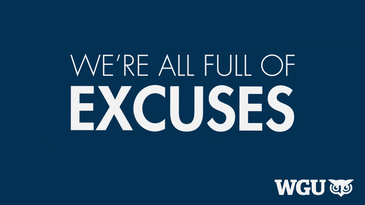 No More Excuses: Get Your College Degree Online with WGU