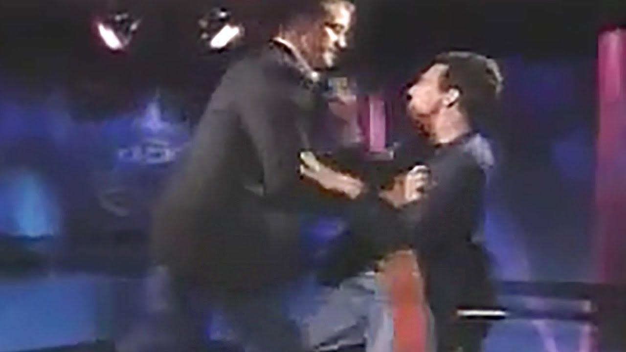 That Time Jim Everett Beat Up Jim Rome on Live TV - YouTube