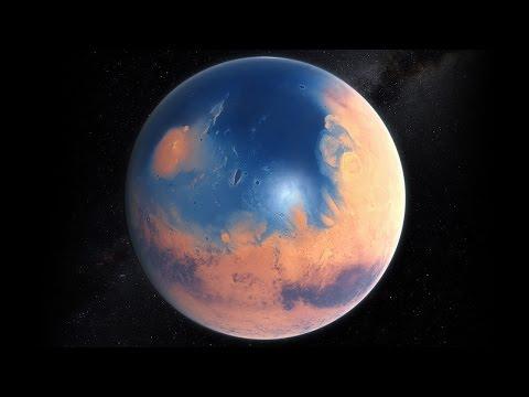 La NASA presenta un plan para terraformar Marte