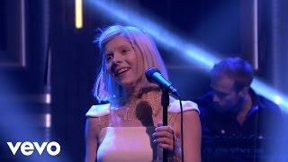 Aurora - Conqueror (Live From The Tonight Show Starring Jimmy Fallon)