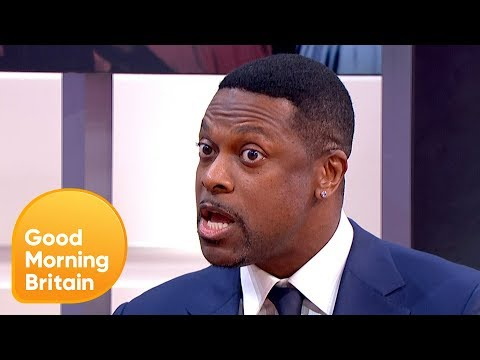 Chris Tucker Can Do Spot On Donald Trump Impression! | Good Morning Britain