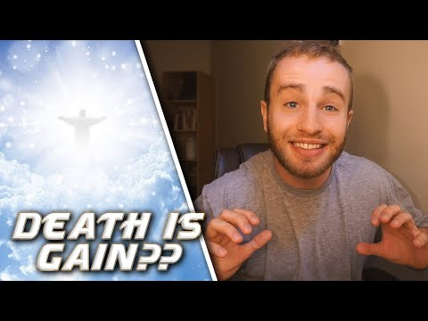 Life is Christ, Death is Gain