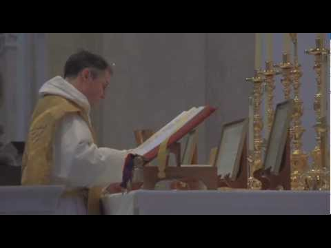 Dominican Rite Mass
