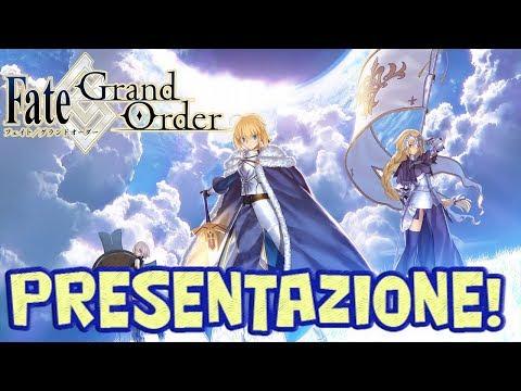 [FGO / Fate: Grand Order NA] Guida all'installazione e presentazione generale!
