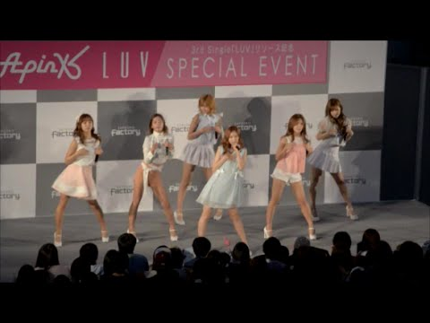 150519 Apink Mini Live in Sapporo - 2 LUV Japanese Version