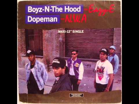 1986: Eazy-E - Boyz-N-The-Hood (Original, Good Quality)