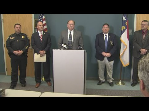 Officials announce charges in deadly Pasquotank prison incident
