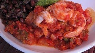 Shrimp Diablo Spicy & Delicious | A Quick & Easy How To Recipe