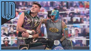 Después de ser atacados brutalmente por Roman Reigns, Rey Mysterio enfrentará al 'Jefe Tribal' en una lucha de 'Celda infernal' por el Campeonato Universal en SmackDown
