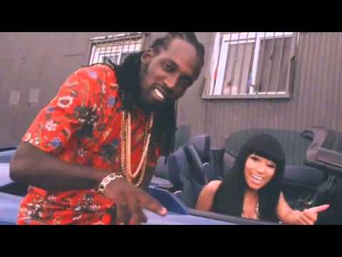 Movado Ft Nicki Minaj Give it all to me Instrumental
