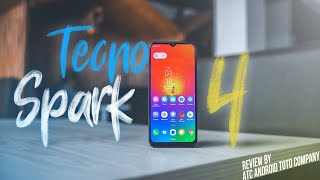 Tecno Spark 4 - Triple Camera Beauty | ATC