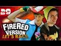DE LAATSTE METERS! - Let's Race: Pokémon Fire Red! (ft. Linktijger) #29