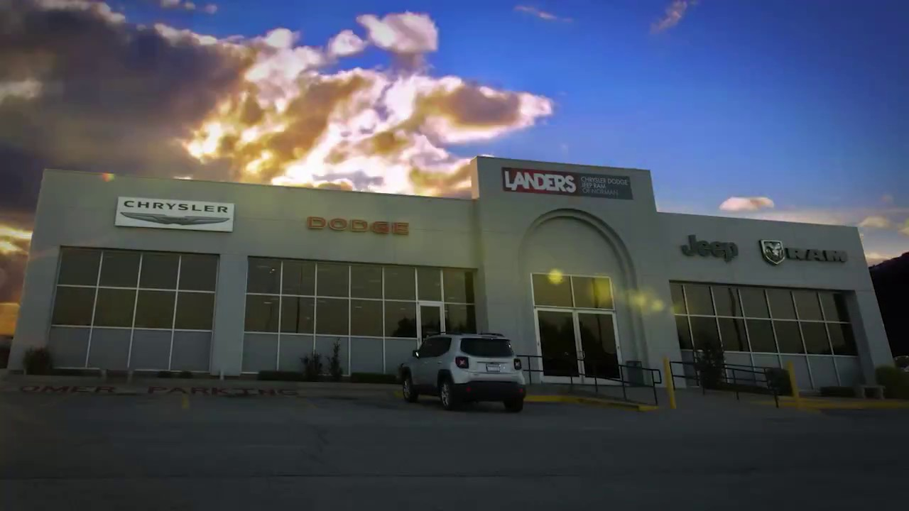 No Ordinary Dealership | Landers Chrysler Dodge Jeep Ram Of Norman