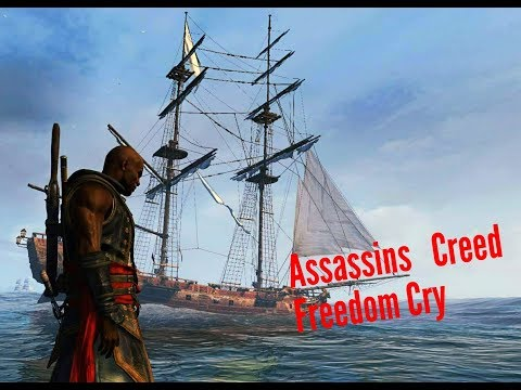 Assassins Creed Freedom Cry | Pirate Assassin Snake Stealth