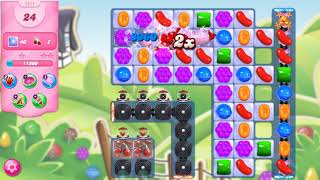 How to complete candy crush saga level #1811 without booster