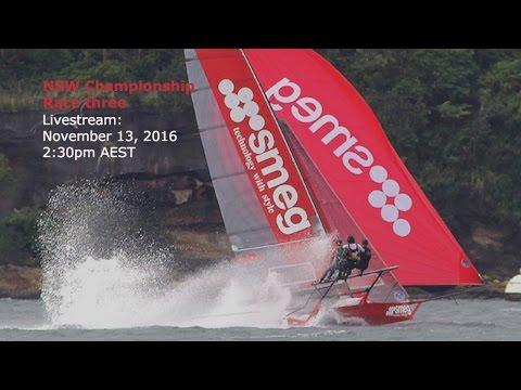 NSW Championship Race 3 13/11/2016