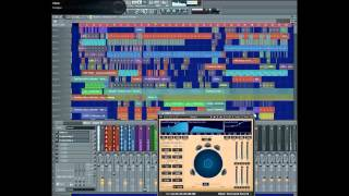 FL STUDIO 10 FULL TRACK PSYTRANCE FULLON NEW 2013