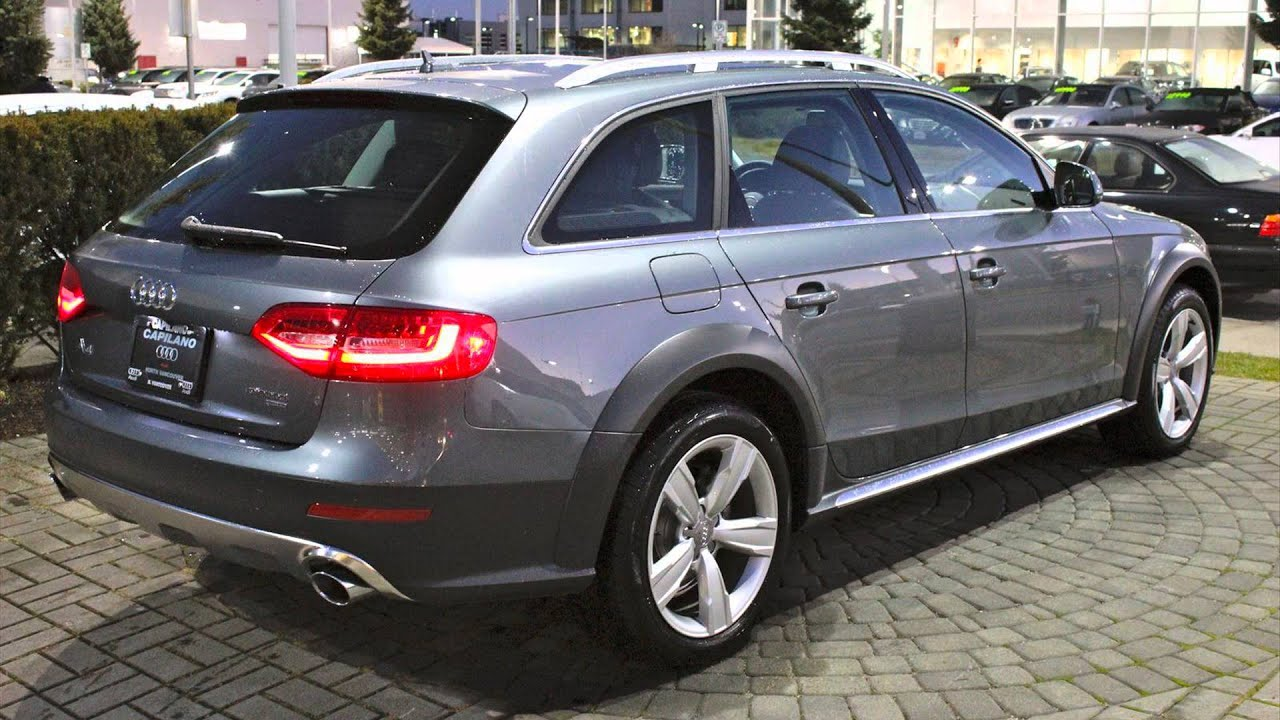 2015 audi a4 allroad new car 1080p youtube. Black Bedroom Furniture Sets. Home Design Ideas