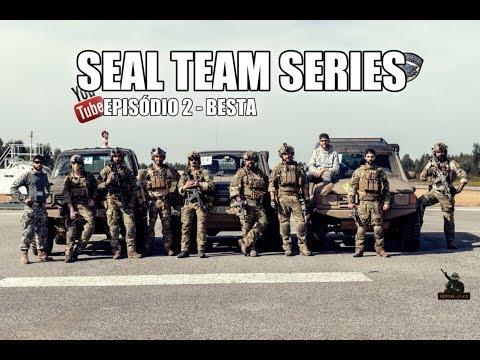 SEAL TEAM SERIES - Ep.2 |HIGHT INTENSITY MILSIM OPERATION|