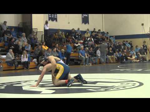 160 Jimmy Miller vs Cody Mulligan