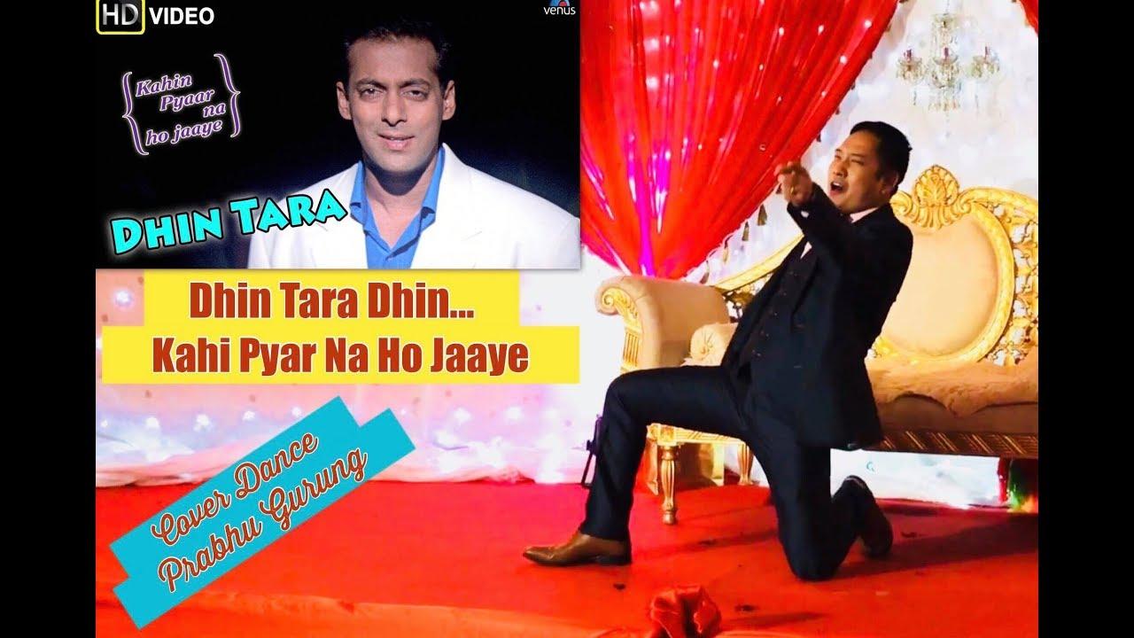 Download Dhin Tara Dhin    Salman Khan Song    Prabhu Gurung    Live Stage Show    Hindi Song    2017 UK 🇬🇧