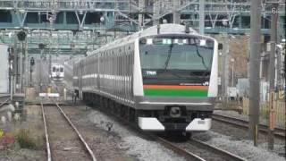 東海道線ダイヤ乱れ 電車大渋滞!! thumbnail