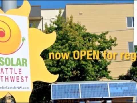 Go Solar Seattle Northwest 1st Install.m4v