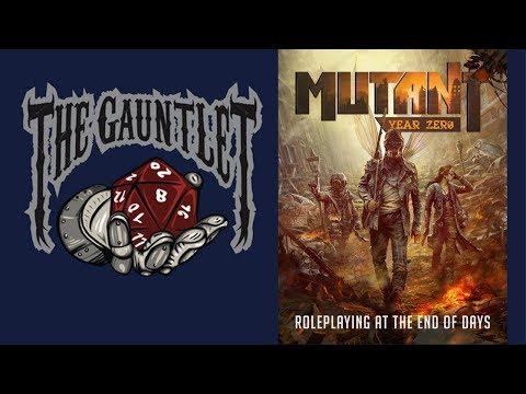 Gauntlet Sunday: Mutant Year Zero (1 of 4)