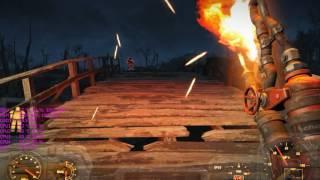 Fallout 4 Core i3 6100 GTX660 HD