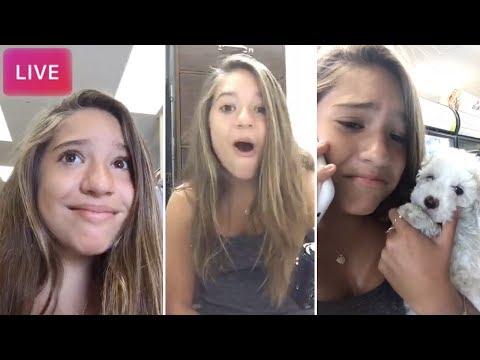Mackenzie Ziegler | Instagram Livestream | June 7th | ft Hayden Summerall