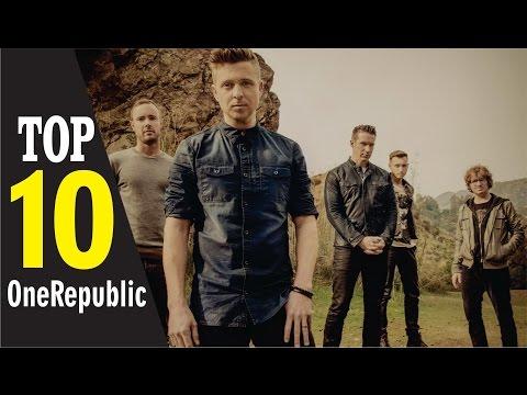 TOP 10 - OneRepublic