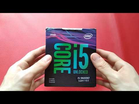 Процессор Intel Core i5-9600KF 3.7GHz/8GT/s/9MB (BX80684I59600KF) s1151 BOX