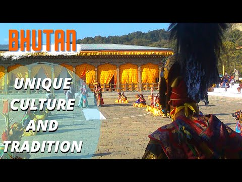 discover some culture of bhutan