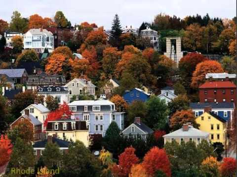 Four Seasons (39) - Autumn In America