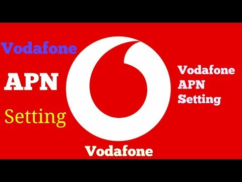 Vodafone APN Setting! Fast Internet APN Settings
