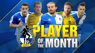PLAYER OF THE MONTH: October 2015