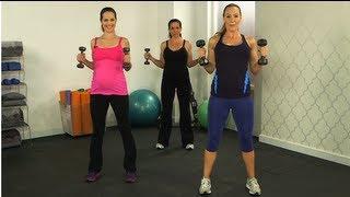 Heidi Klum Prenatal Workout, Andrea Orbeck Fitness, Class FitSugar