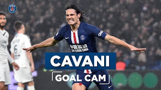 GOAL CAM | Every Angles | Edinson Cavani vs Bordeaux