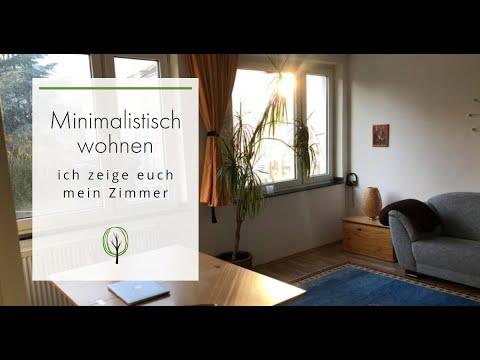 Bevorzugt Minimalistisch wohnen - Roomtour mit den besten Tips! - Baumfrei FI39