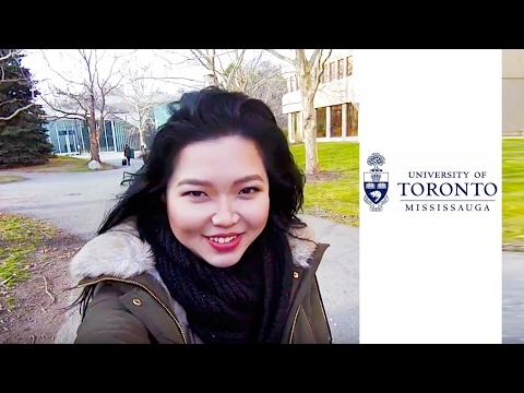 University of Toronto-Mississauga | CAMPUS TOUR