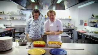 Results Of James May Vs Gordon Fish Pie Challenge - The F Word